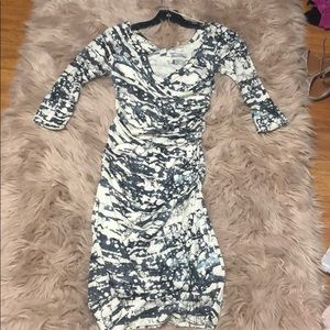 Classic DVF dress